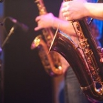 "Saxophones • <a style=""font-size:0.8em;"" href=""http://www.flickr.com/photos/65699477@N08/8133927053/"" target=""_blank"">View on Flickr</a>"